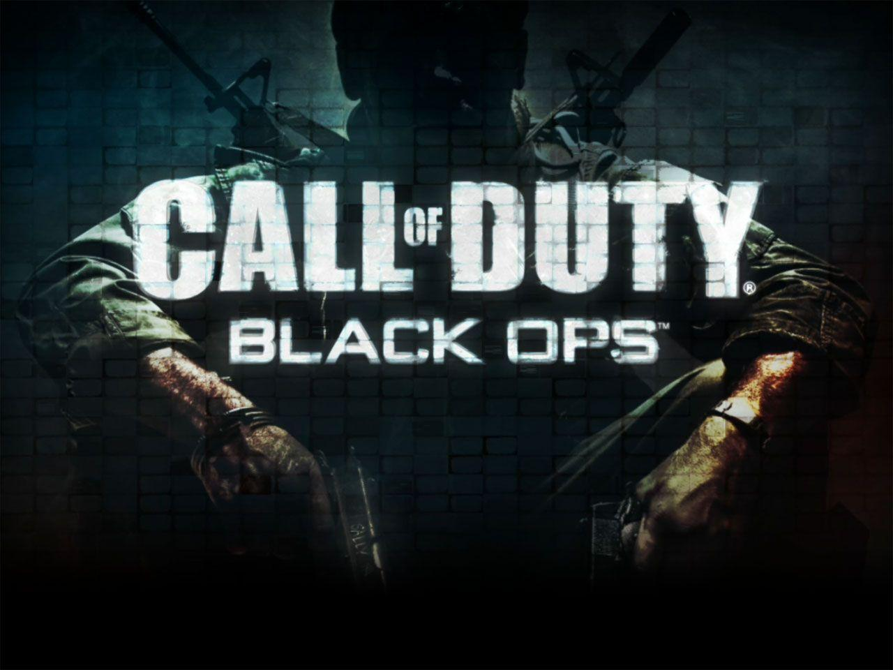 Wallpapers For > Call Of Duty Black Ops Wallpapers