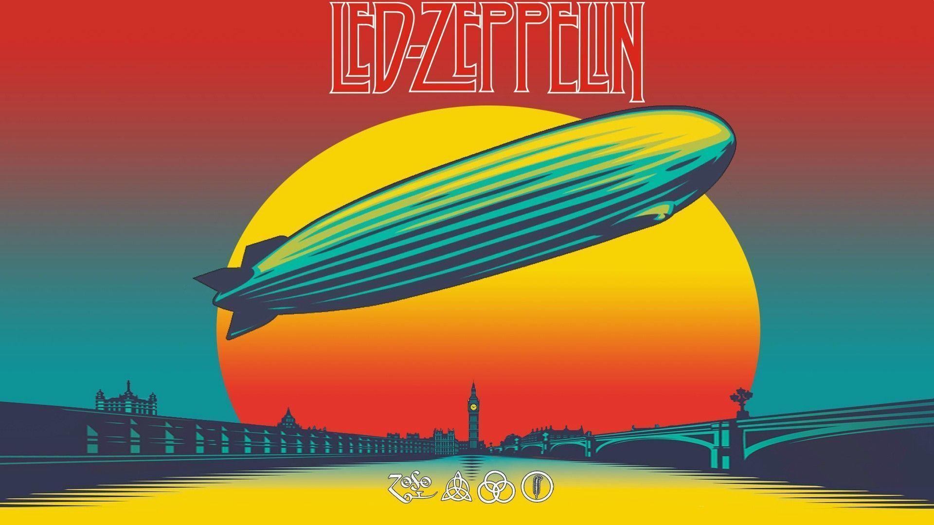 led zeppelin wallpaper - photo #12