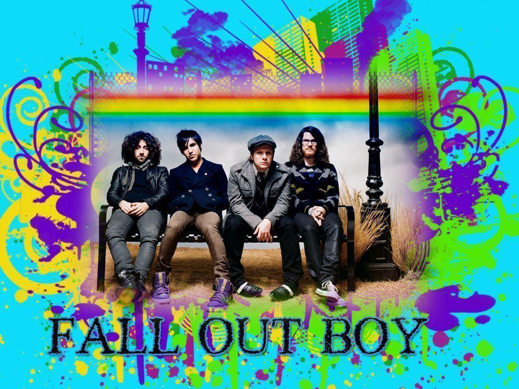 Fall Out Boy Wallpapers - Wallpaper Cave