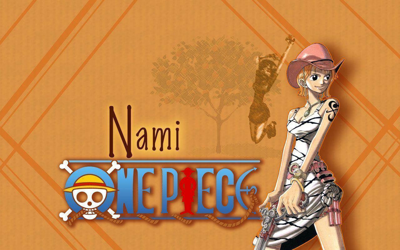 Nami Wallpapers Wallpaper Cave