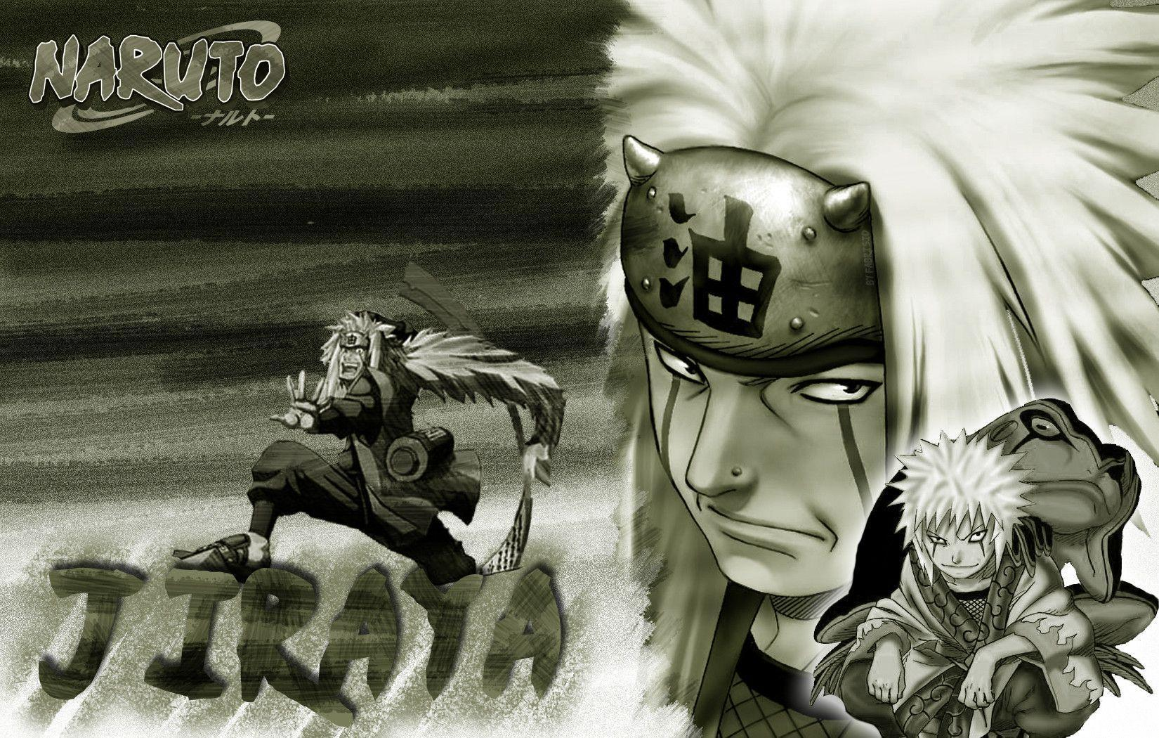 Jiraiya Wallpapers - Wallpaper Cave
