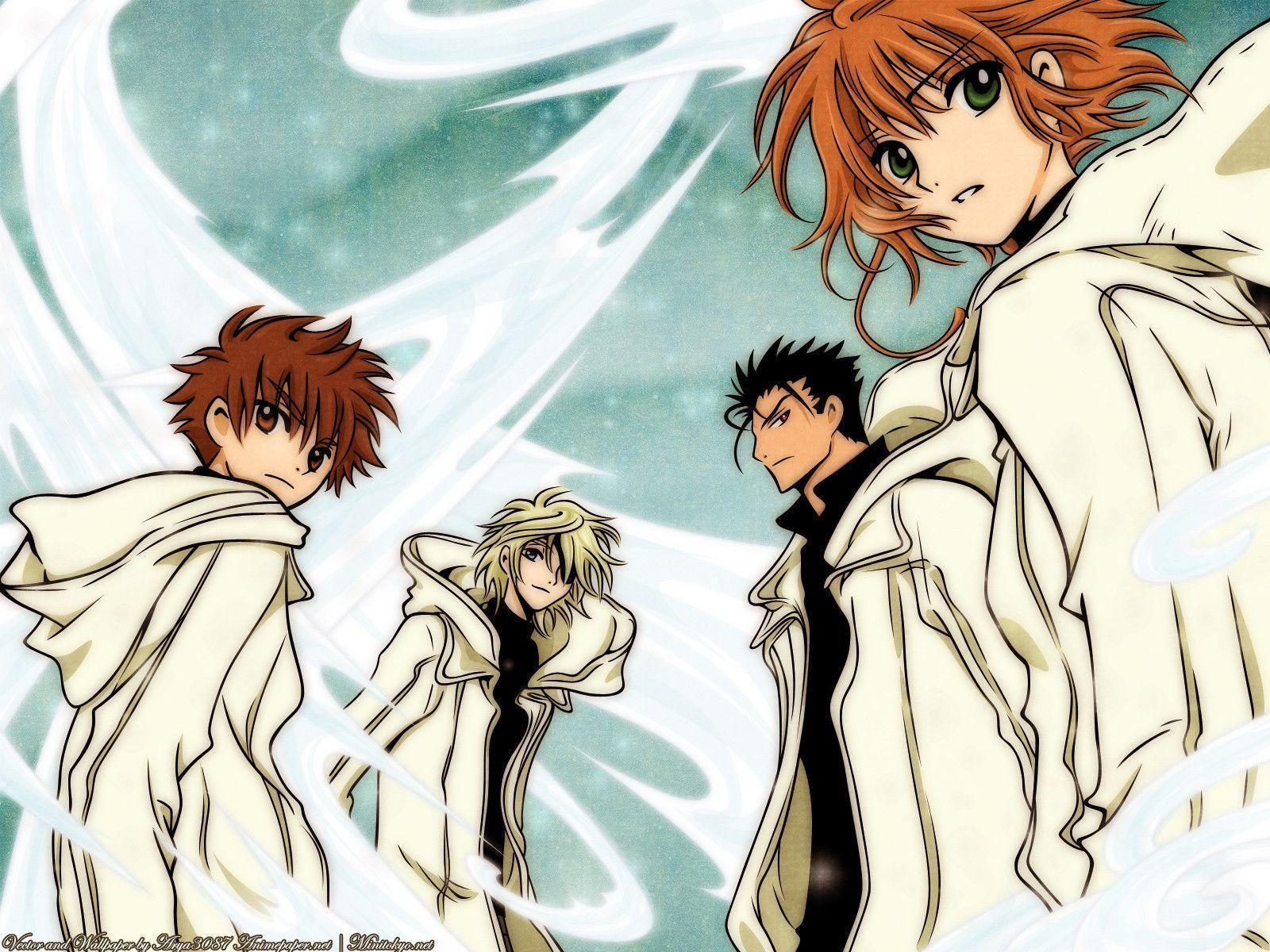 Tsubasa: Reservoir Chronicle wallpapers, Anime, HQ Tsubasa: Reservoir Chronicle pictures   4K