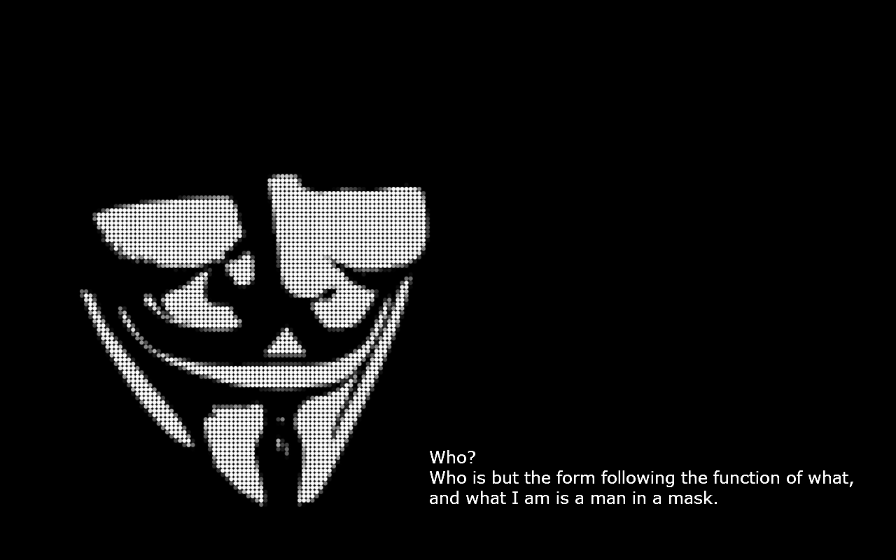 Download V For Vendetta Wallpaper 1920x1080 | Wallpoper #