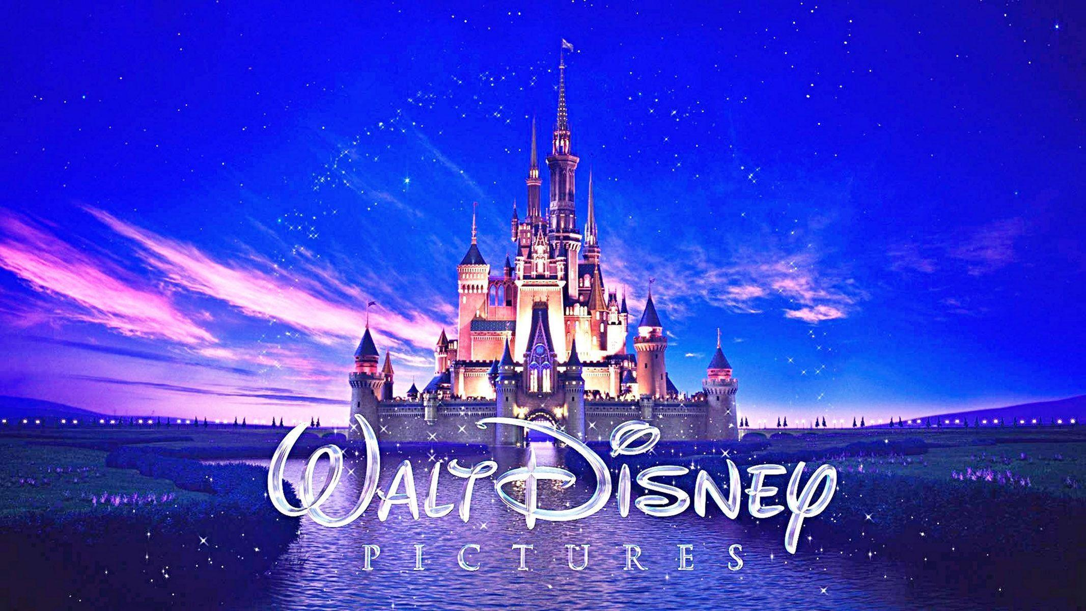 Disney Logo Wallpapers Wallpaper Cave