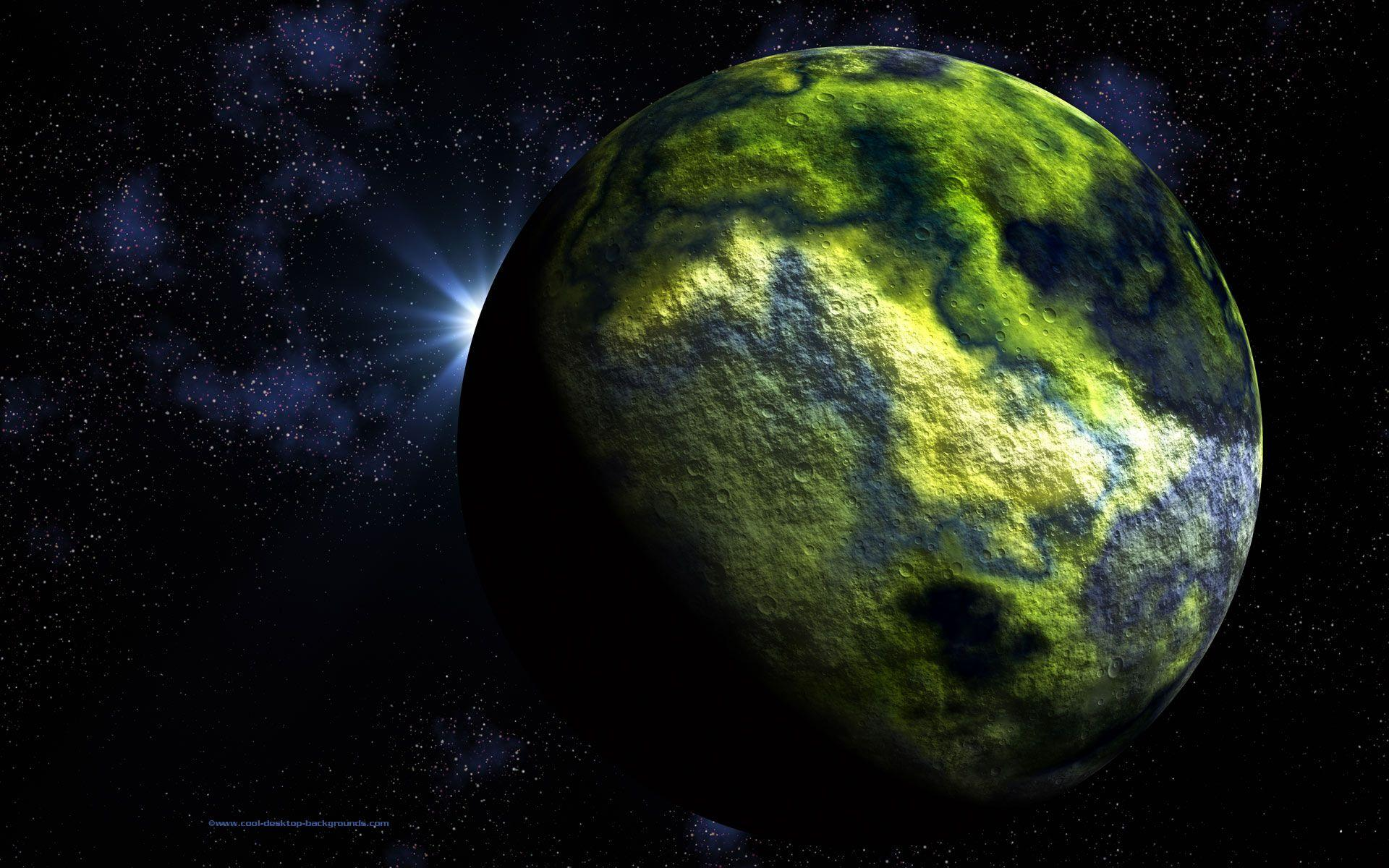 cool pictures of our planets - photo #14