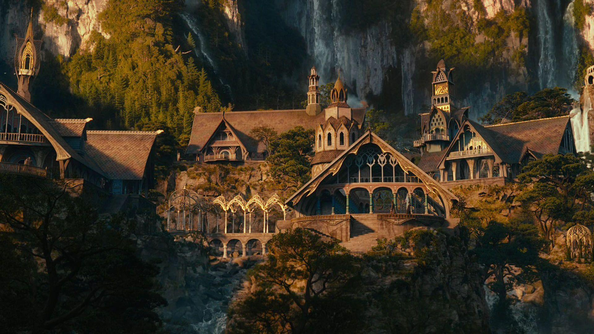 Appealing Rivendell Wallpaper 1920x1080PX ~ Amazing The Hobbit ...