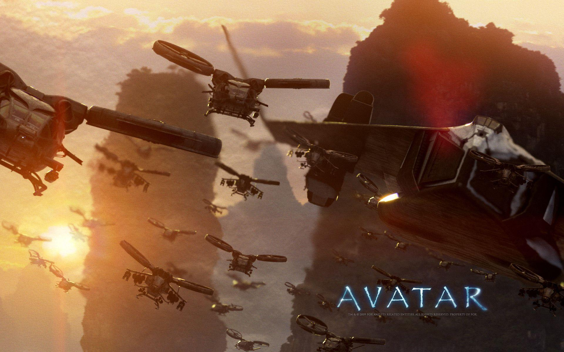 Amazing HD Wallpapers of the 3D epic movie Avatar | Leawo Official ...