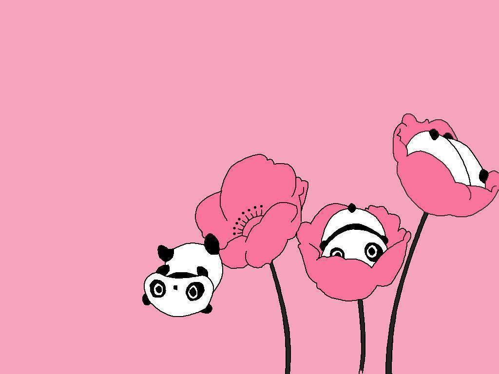 Cute Panda Wallpapers - Wallpaper Cave