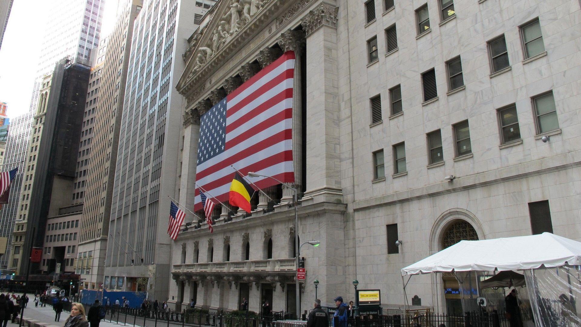 Wall Street Wallpapers...