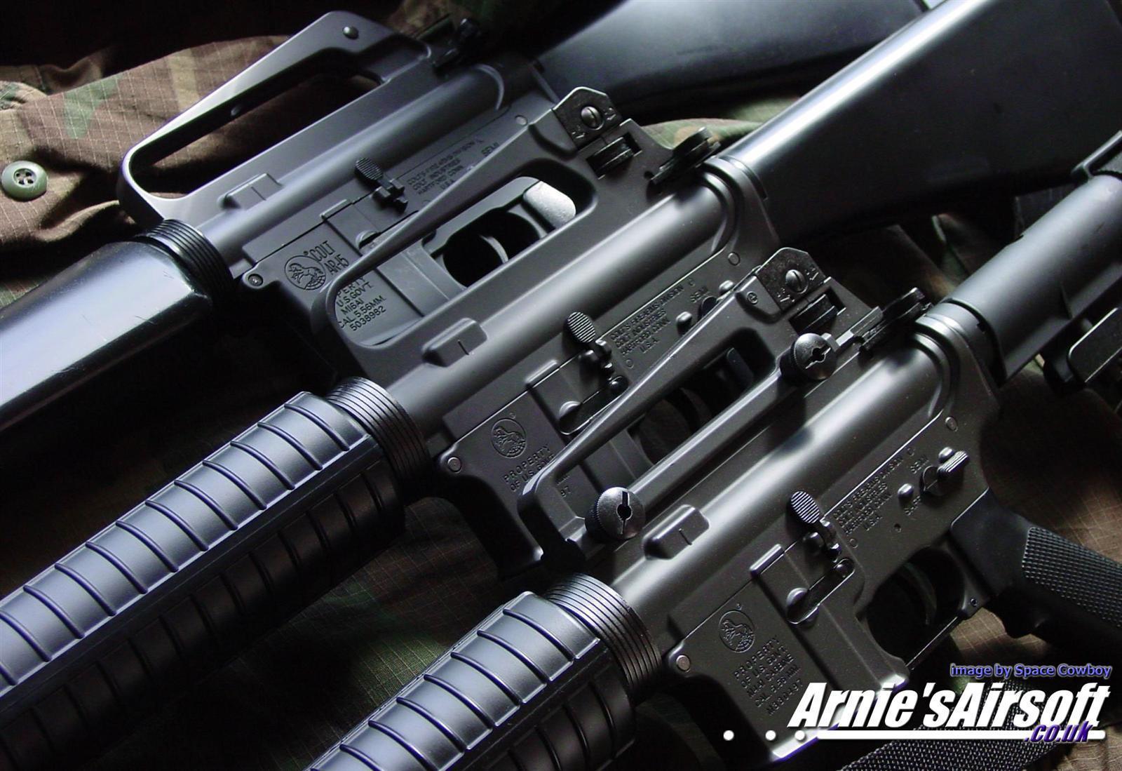 m16 gun wallpaper desktop - photo #17