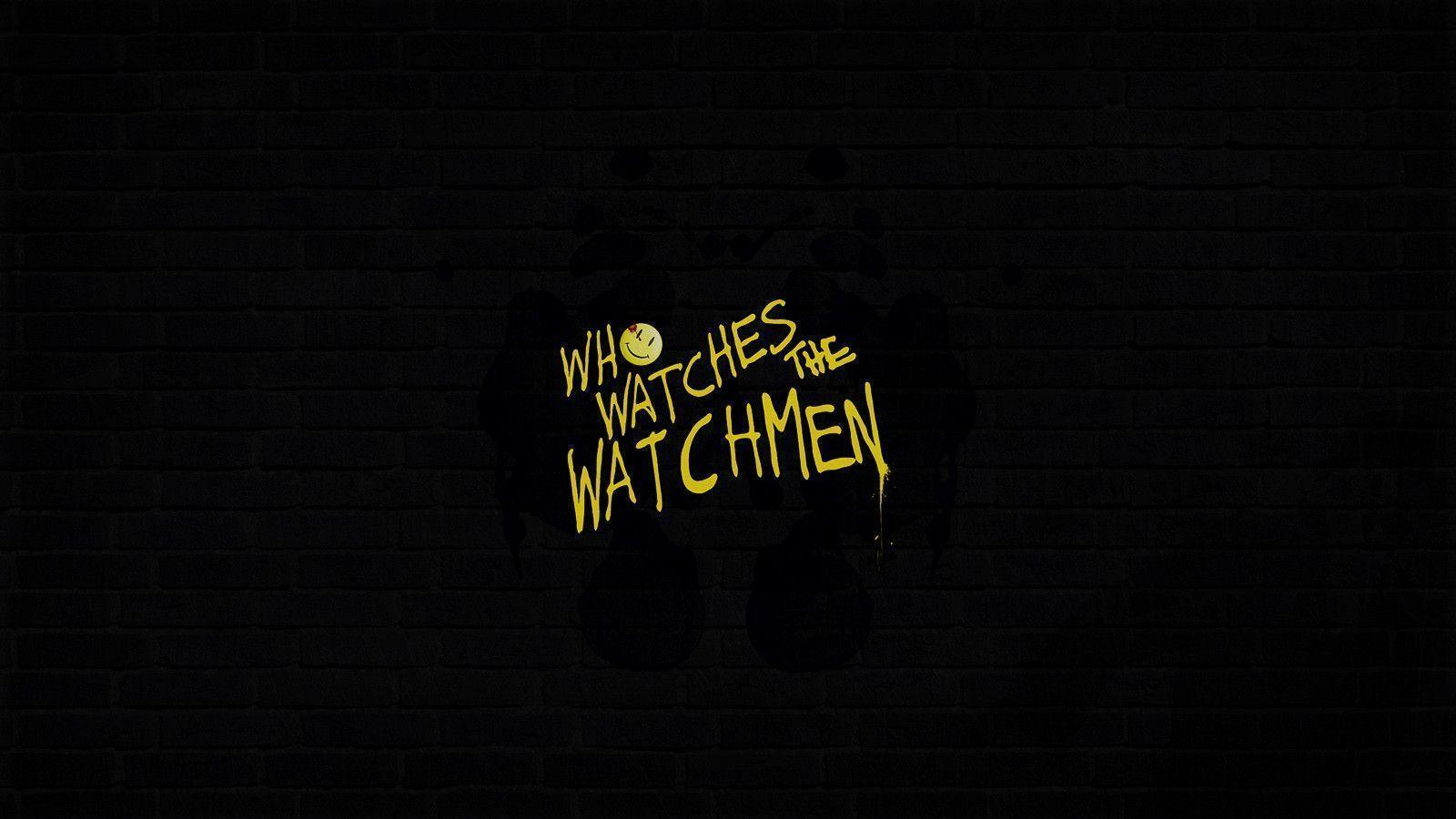 the watchmen wallpapers wallpaper cave