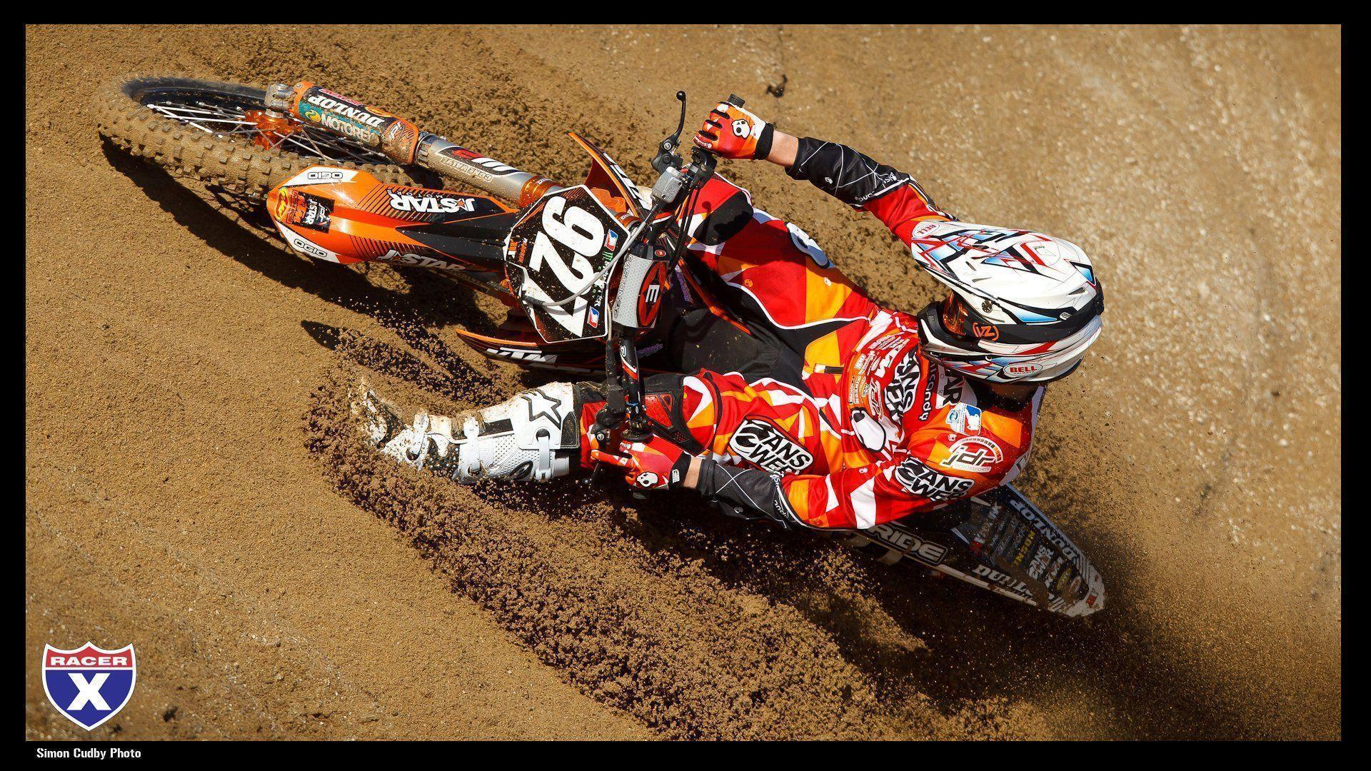 JDR JStar KTM Wallpapers - Racer X Online