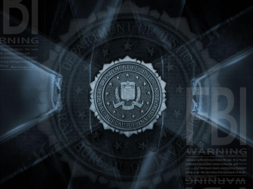 Logos For > Fbi Logo Wallpaper