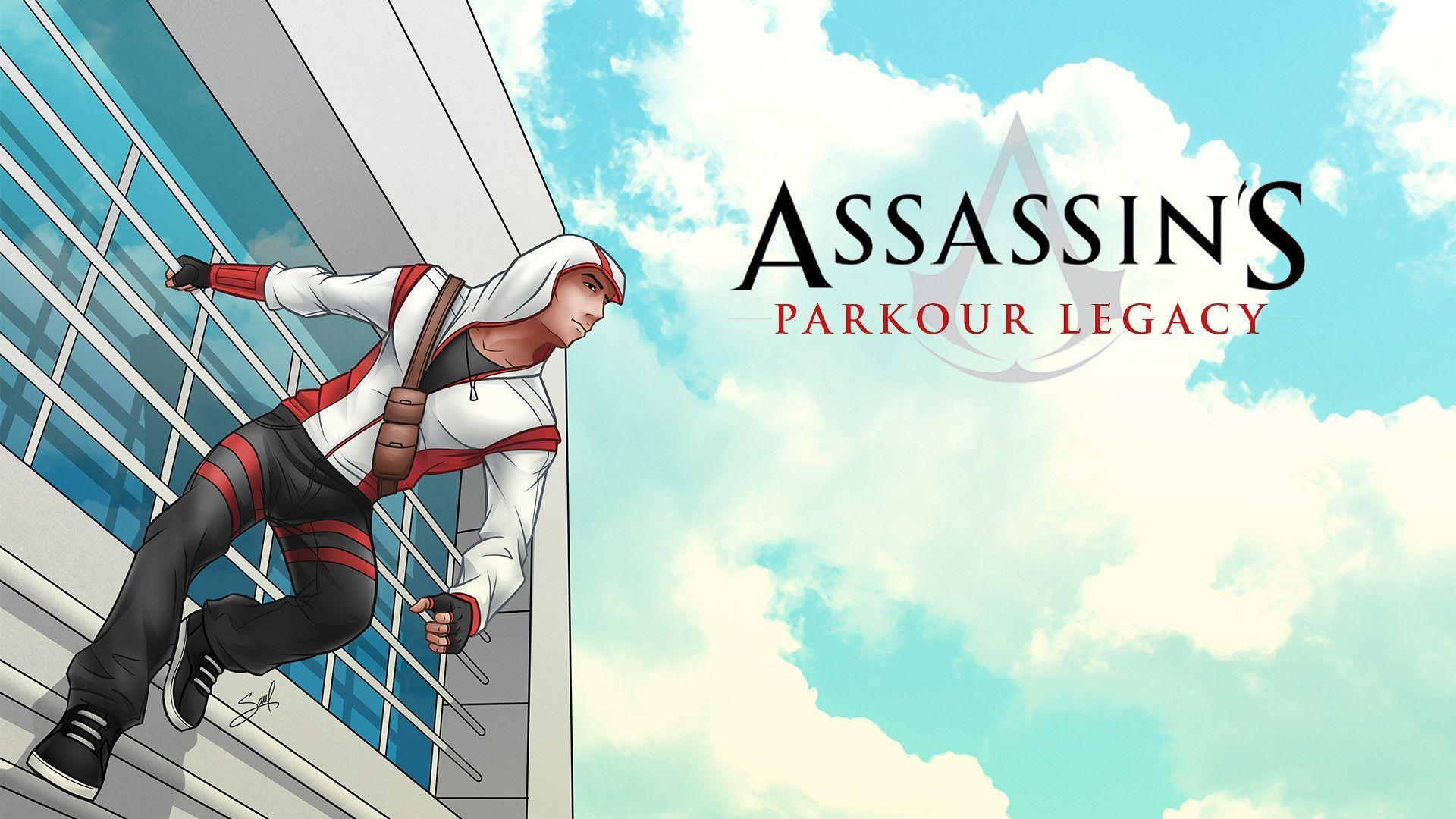 Assasins&Creed: Parkour Legacy Wallpapers by saulvillarroel on