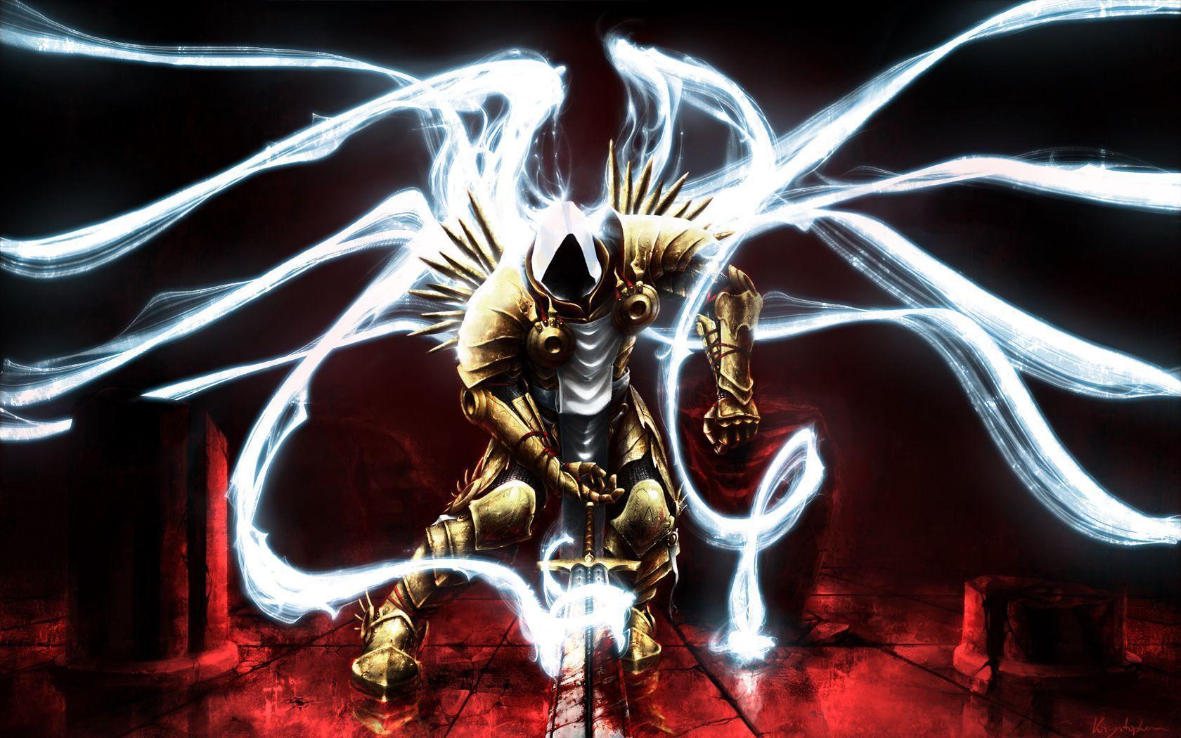 Diablo 3 Hd Wallpaper Design Ideas ~ Diablo Games Pc Hd Wallpaper ...
