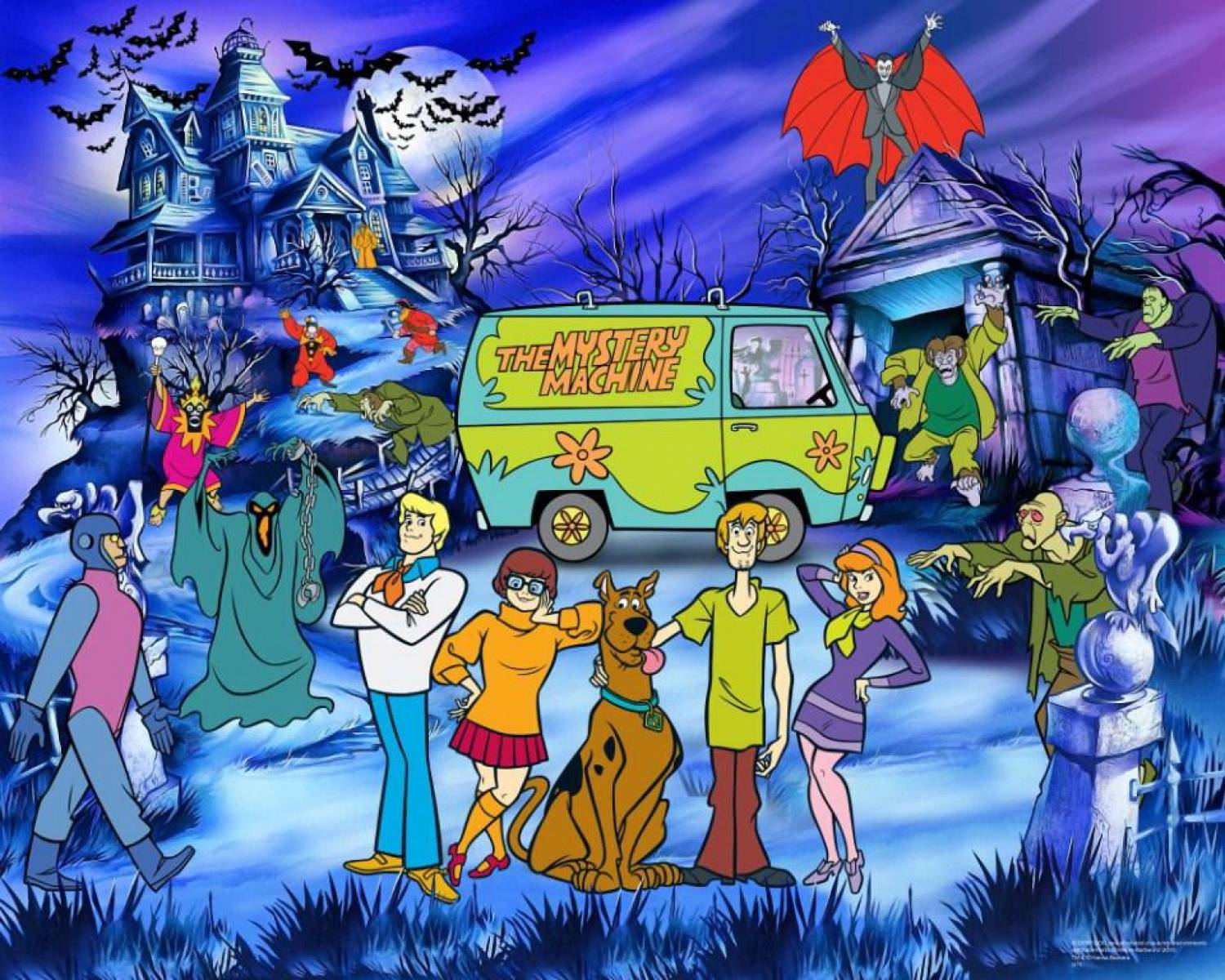 Scooby Doo Monster Island  Movies