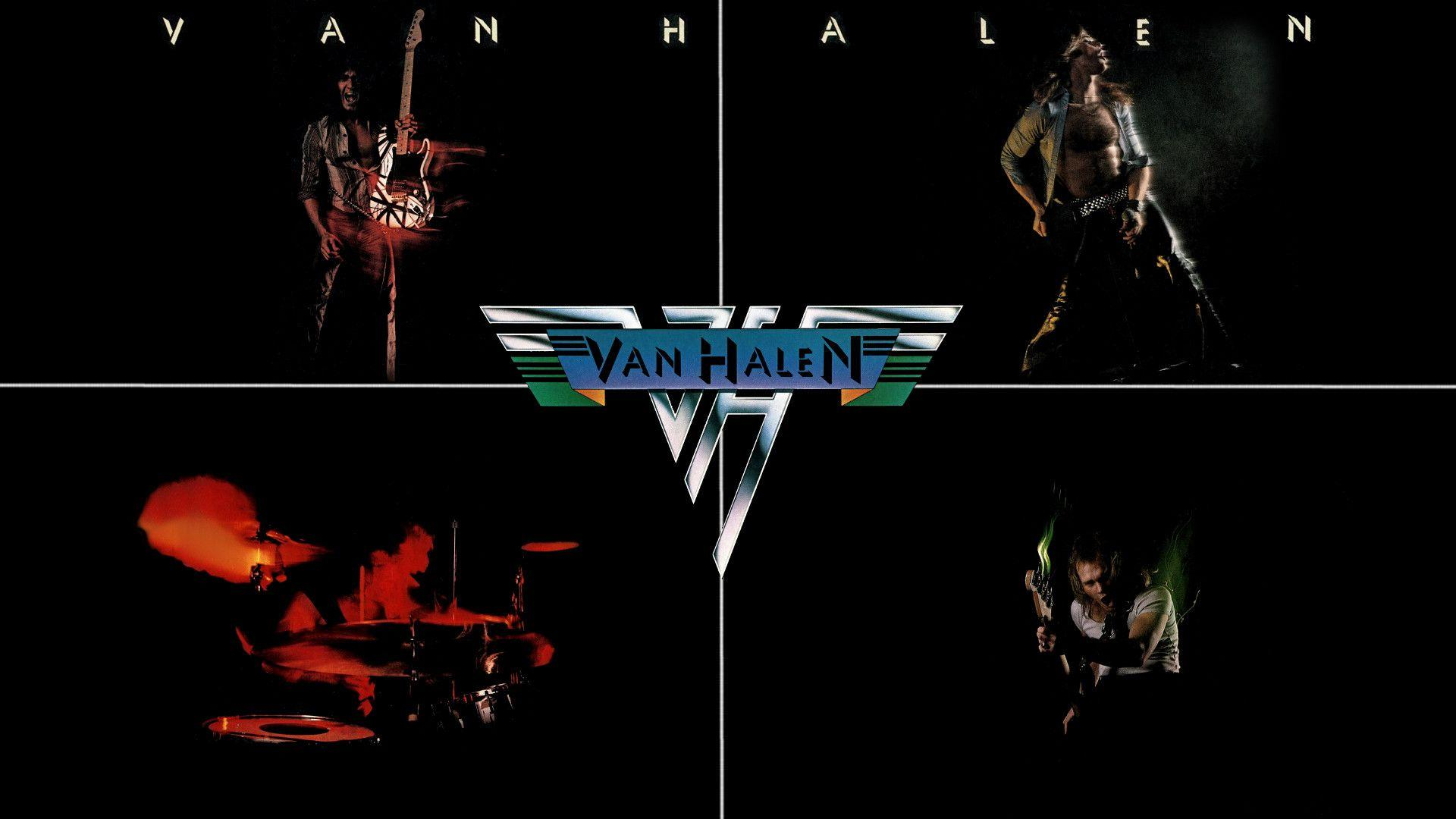 Van Halen Wallpapers Music Wallpapers 1024x768PX ~ Wallpapers Van