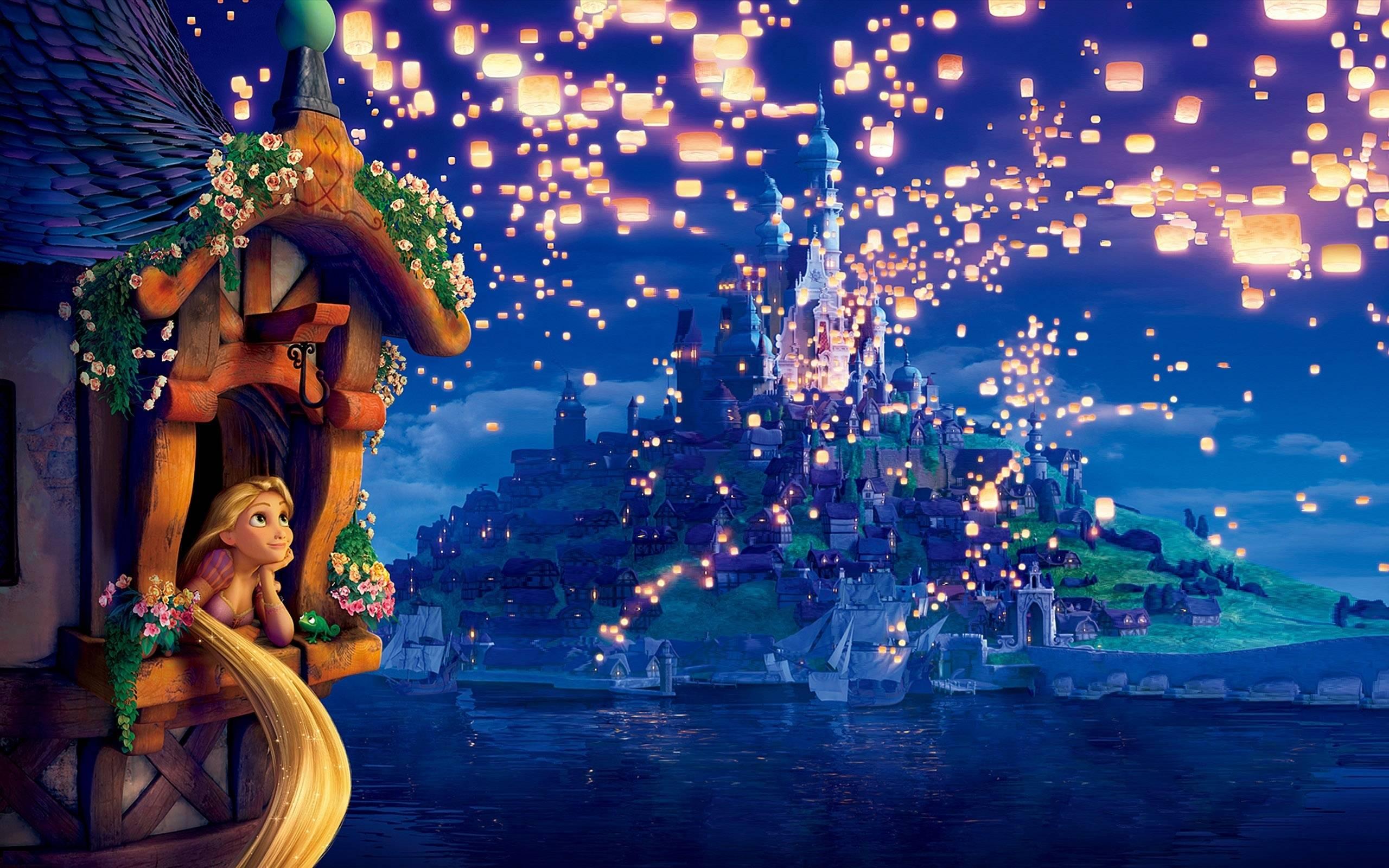 sam - Flynn and Rapunzel Wallpaper (33437295) - Fanpop