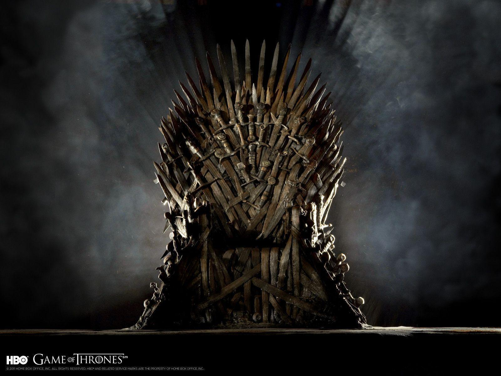 Iron Throne Wallpapers