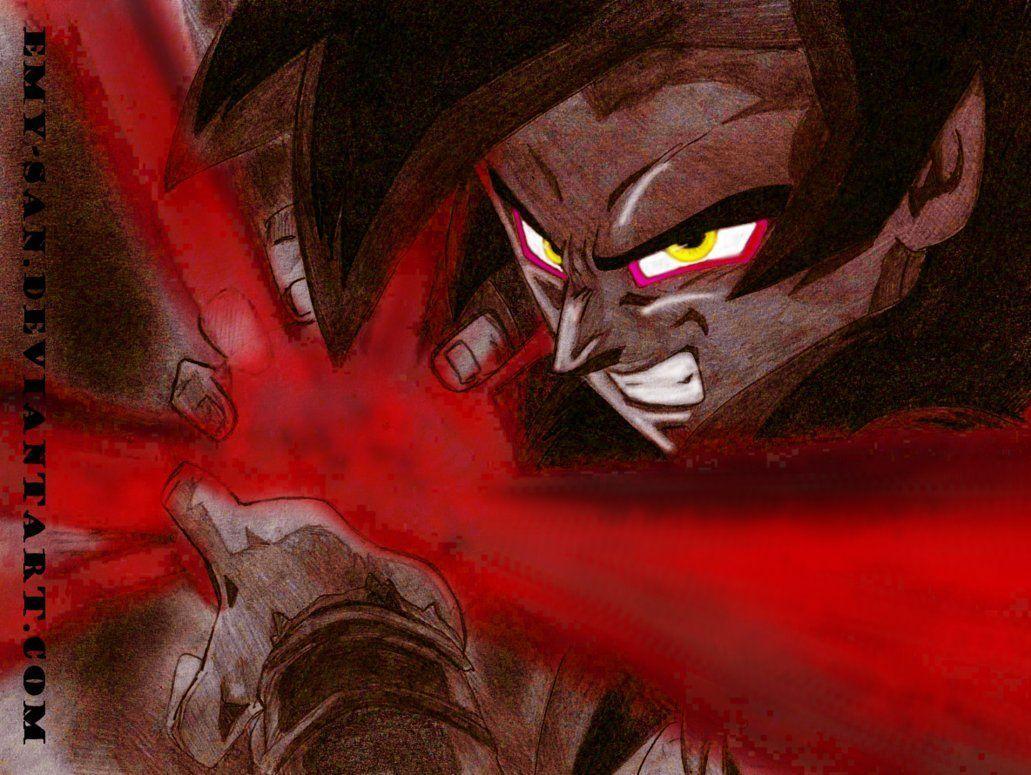 Goku SSJ4 Wallpapers - Wallpaper Cave