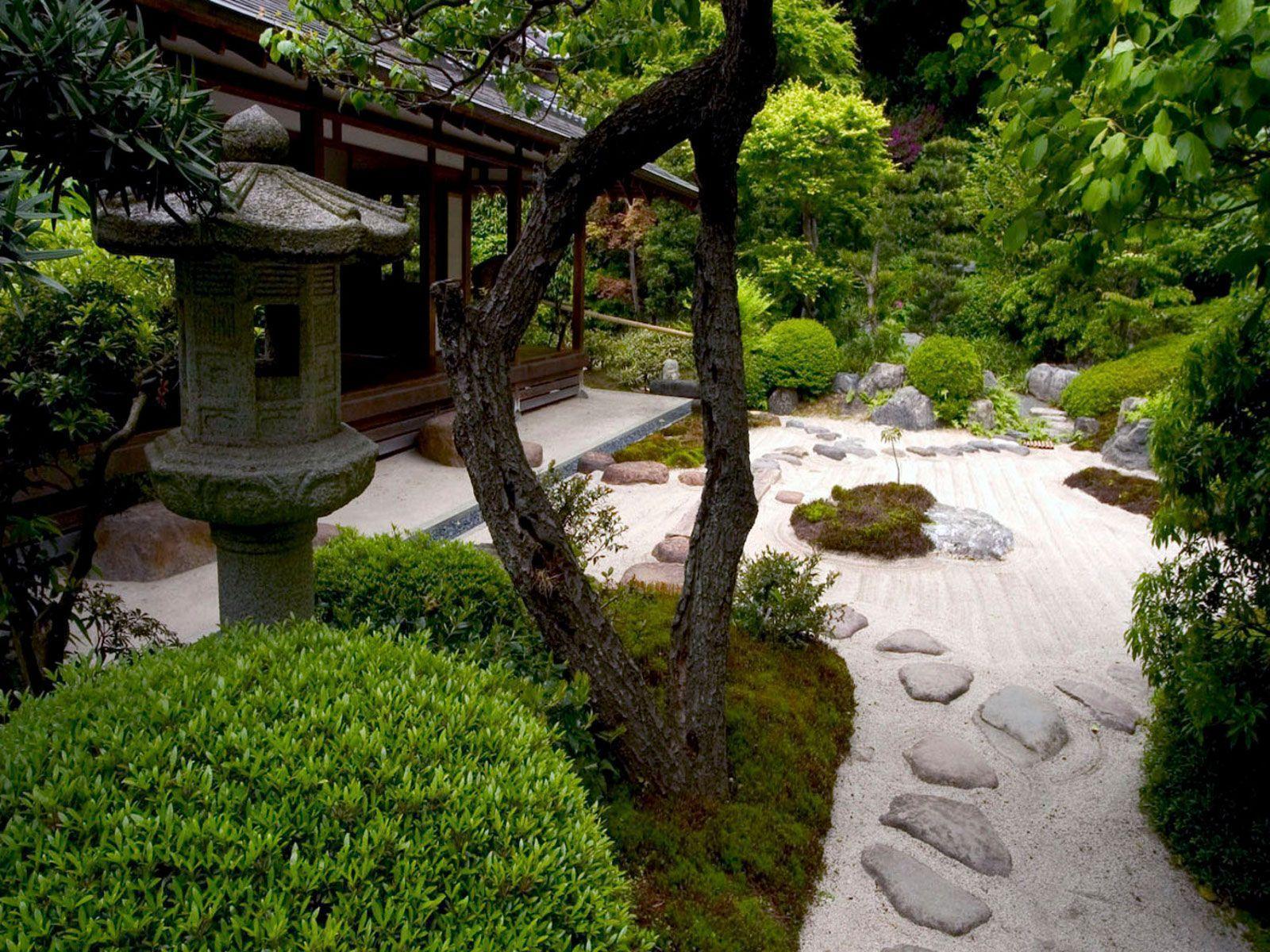 garden wallpaper zen 1920x1080px - photo #1