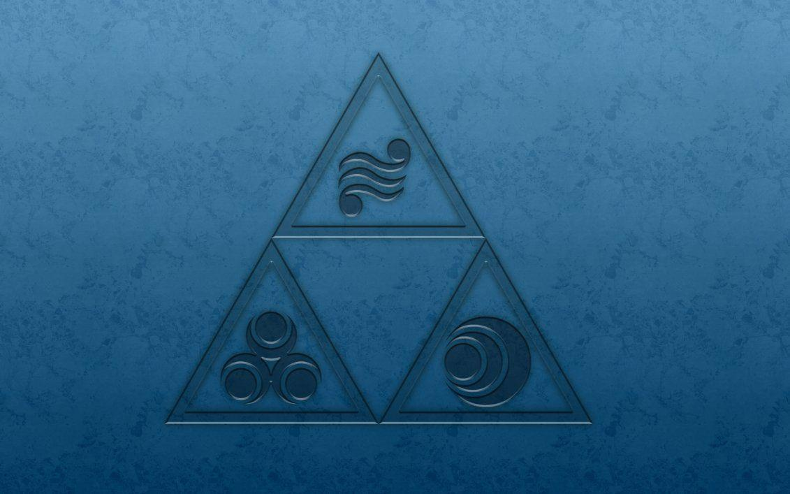 Triforce Wallpapers 02152012 by BLUEamnesiac
