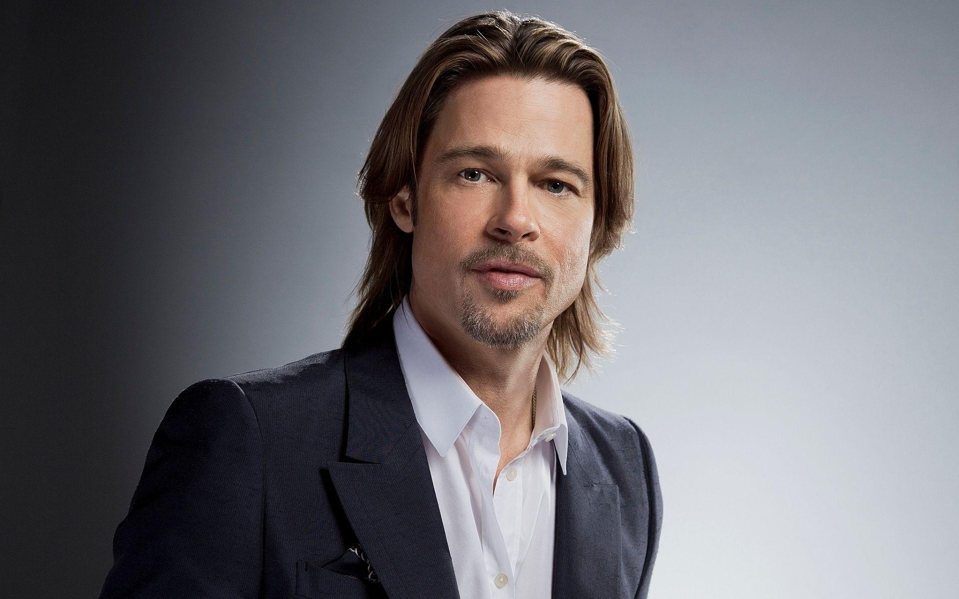 Brad Pitt HD Picture Wallpaper - Celebrities Powericare.