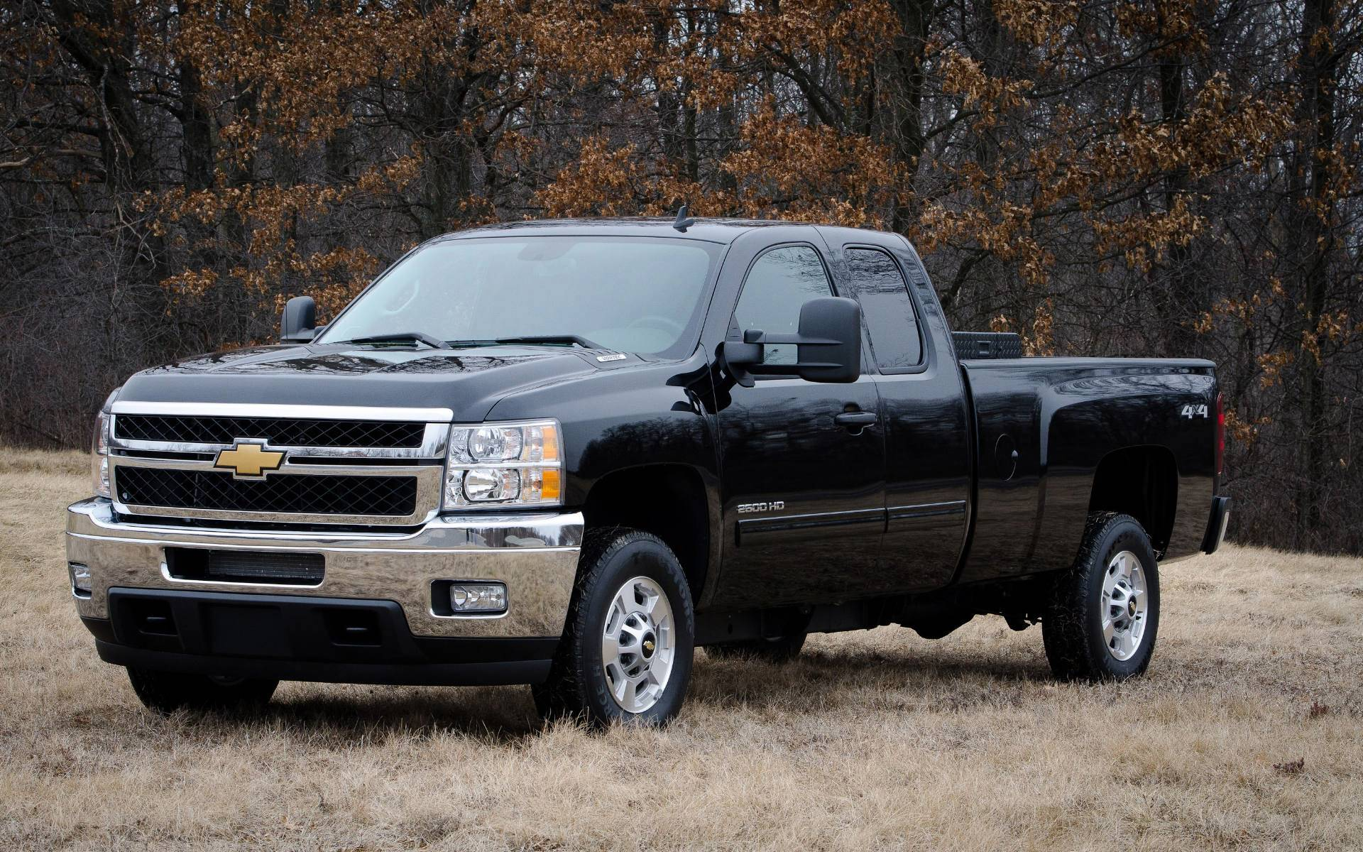 Chevy Silverado Wallpapers - Wallpaper Cave