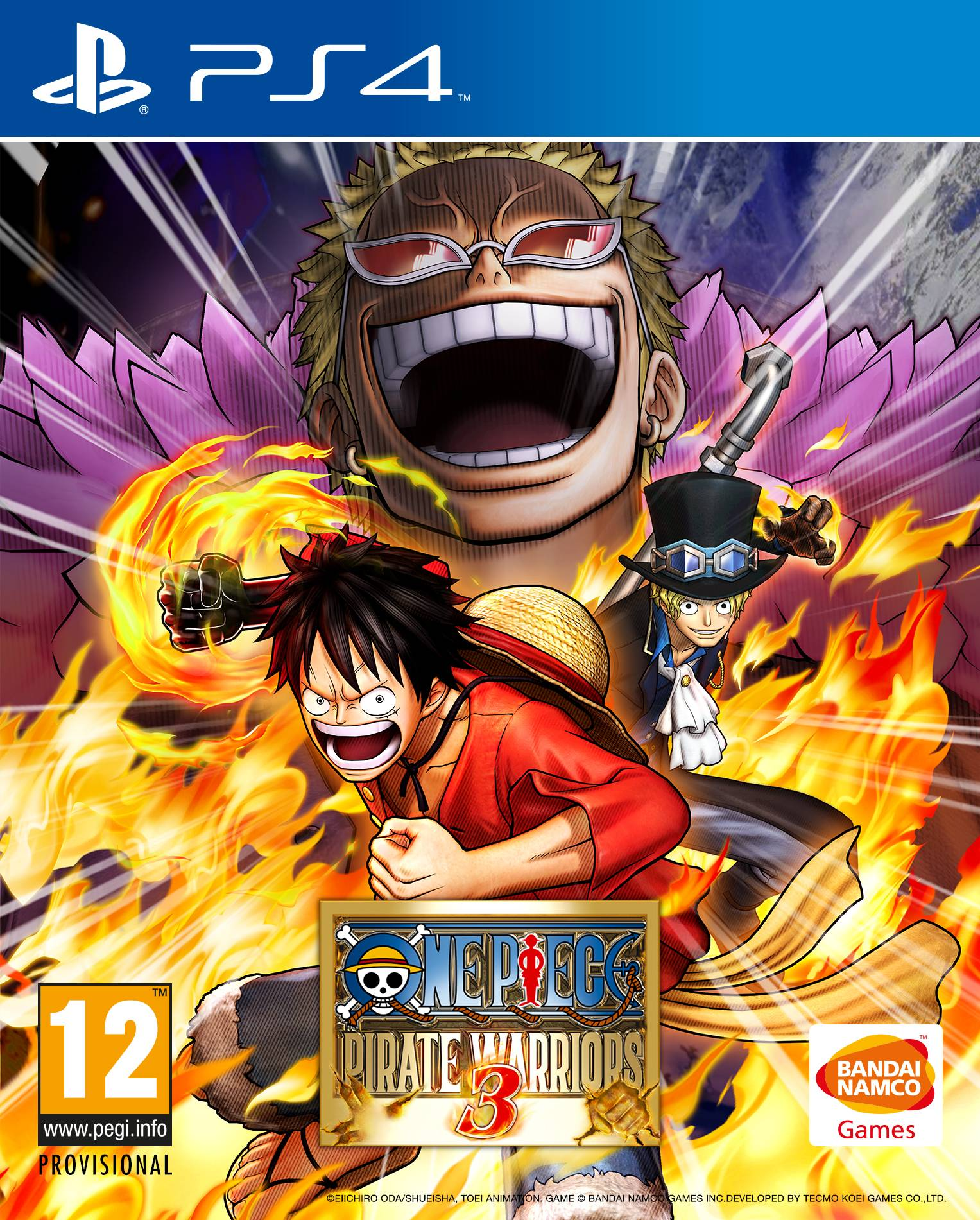 One Piece Pirate Warriors 3 Coming Out Next Year