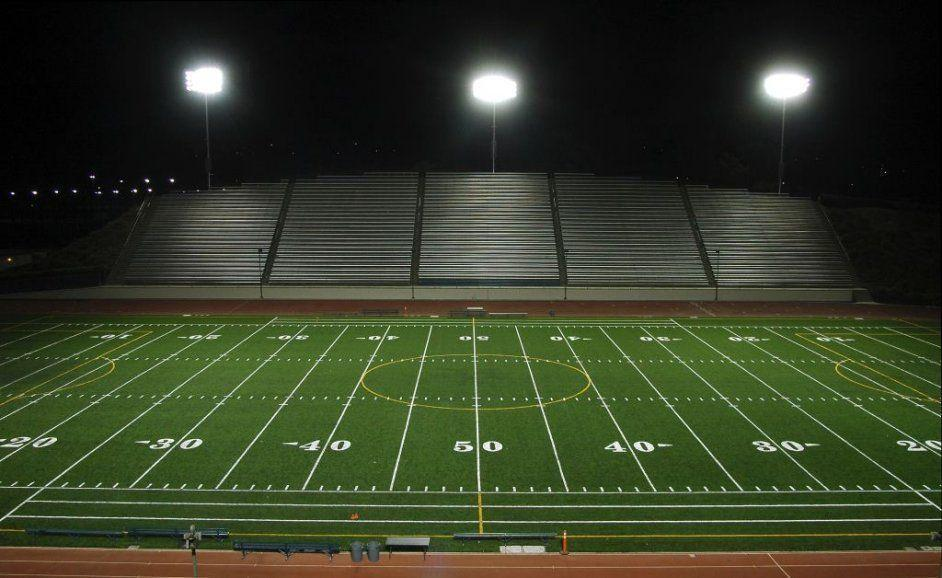 sportyviews.com Football Stadium Background At Night