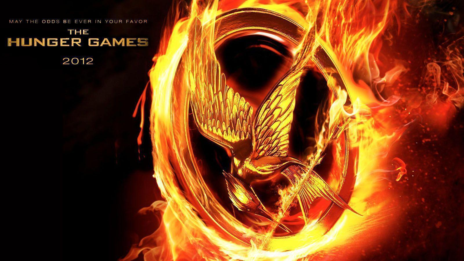 The Hunger Games&Movie Poster Wallpapers