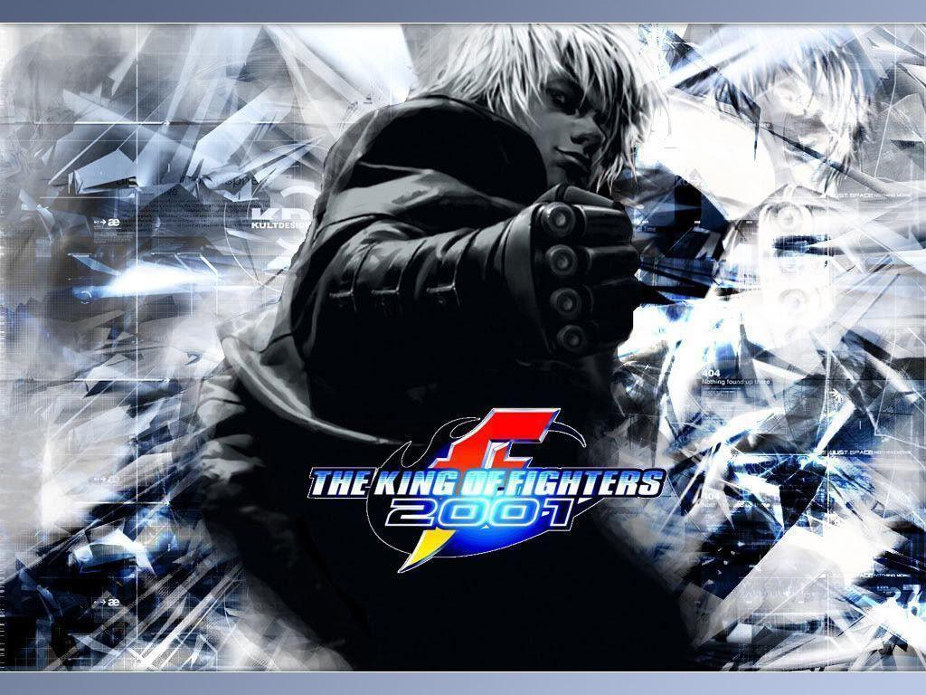 King Of Fighters Wallpapers Wallpaper Cave