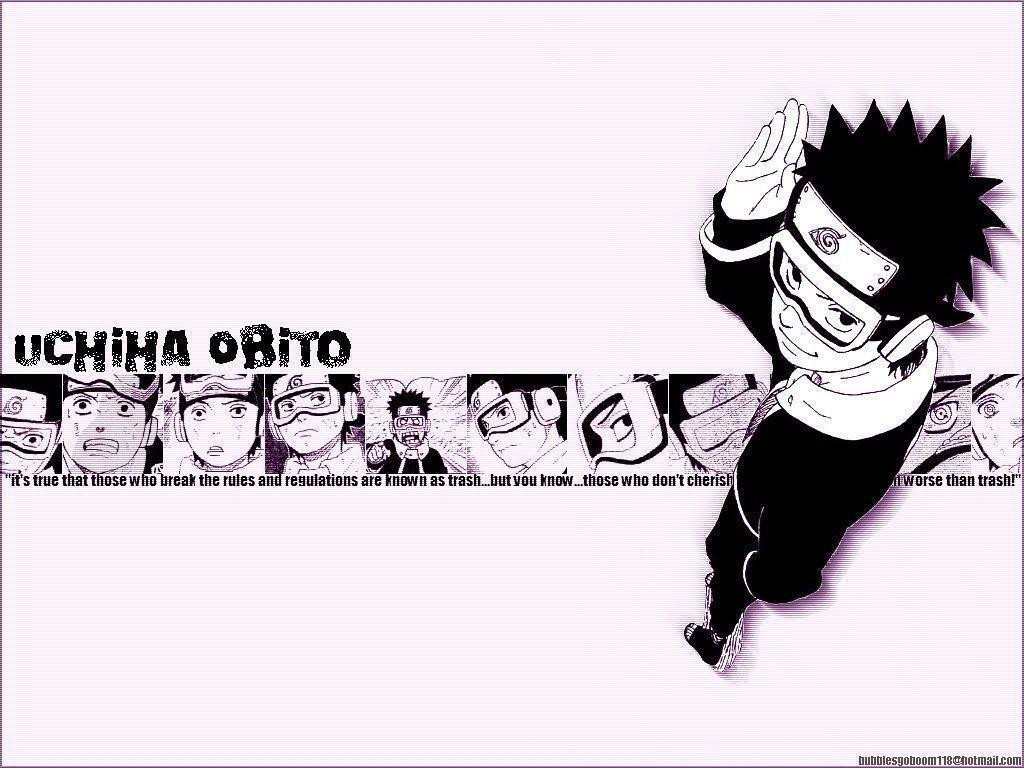 Uchiha Obito Wallpapers On 240x320 Naruto Pictures