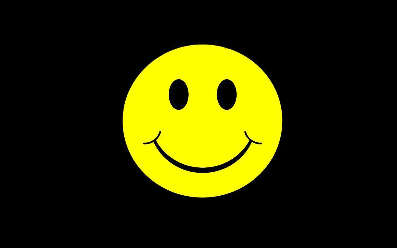 Image For > Smiley Face Black And White Backgrounds