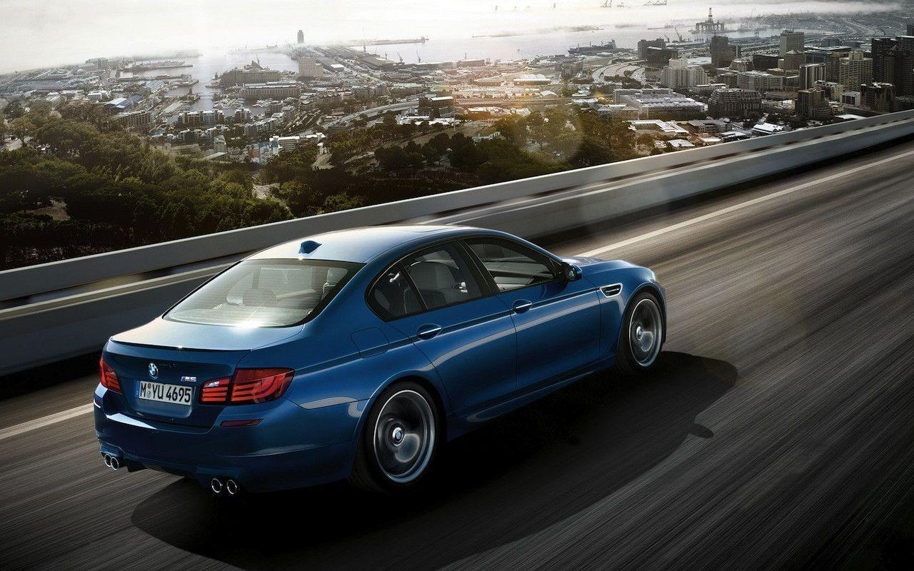 2012 BMW M5 Wallpapers