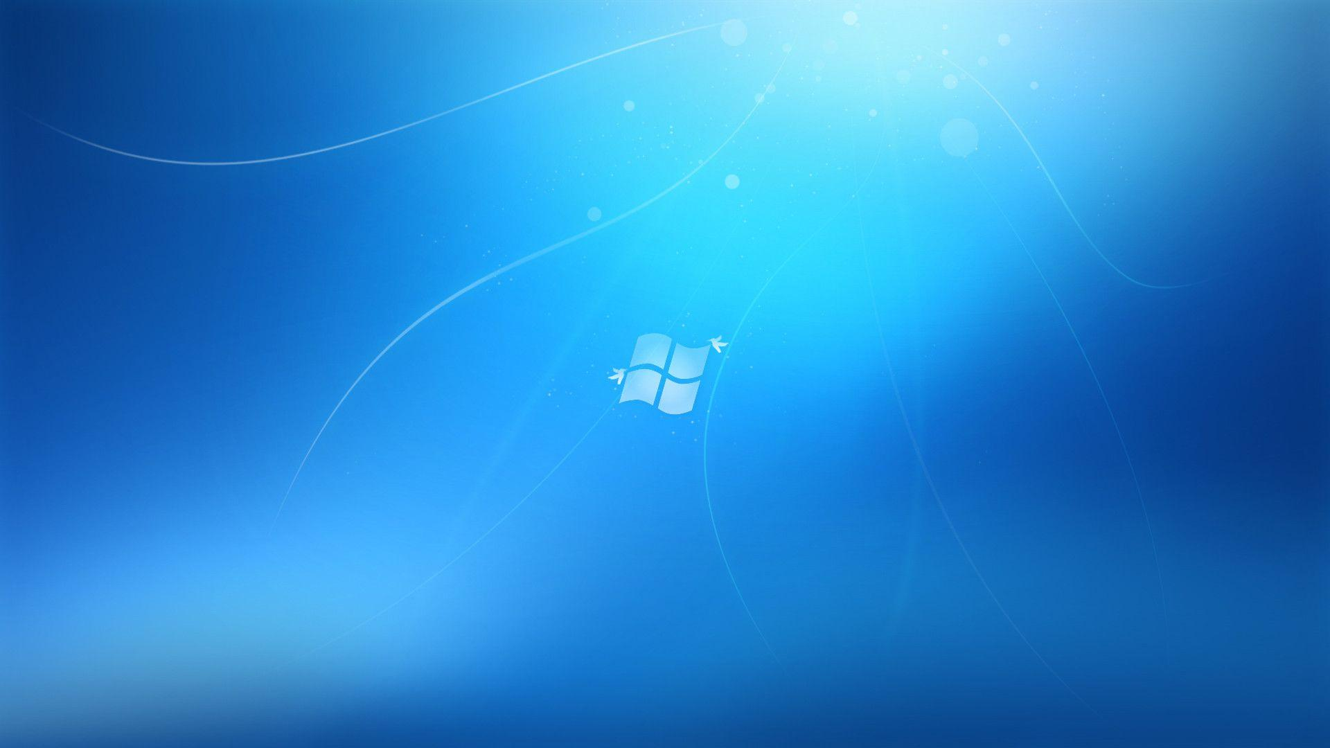 Windows 7 Blue 1080p HD Wallpapers | HD Wallpapers