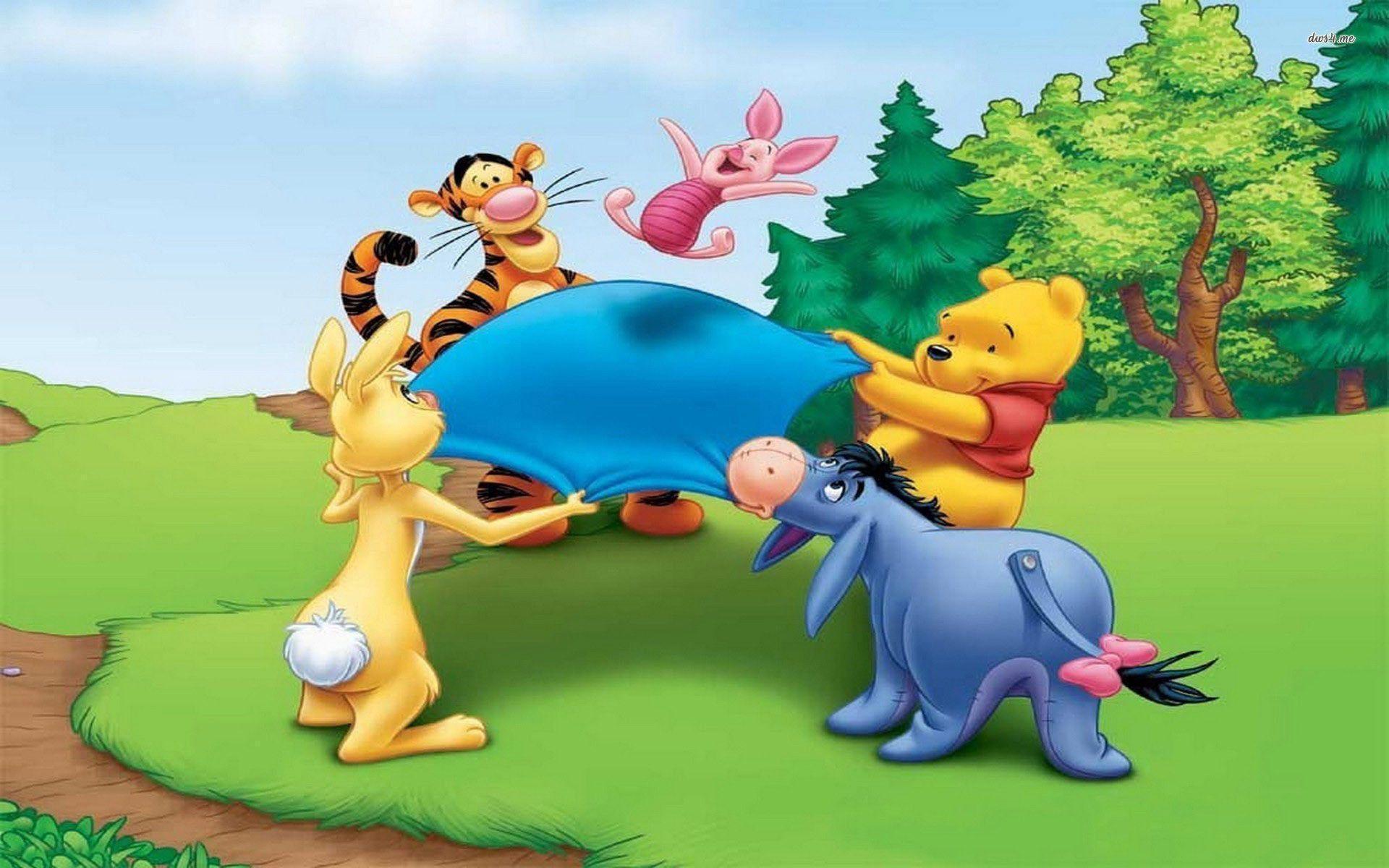 Wallpaper Winnie The Pooh: Winnie The Pooh Wallpapers