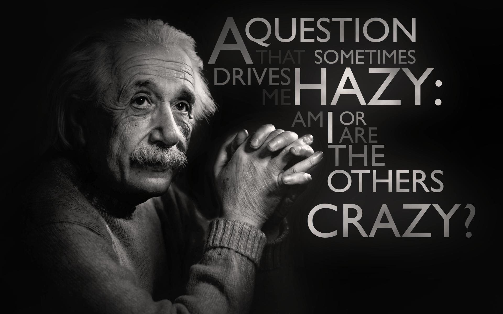 Albert Einstein Wallpapers - Wallpaper Cave