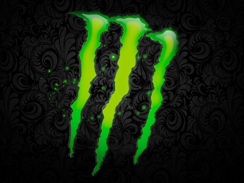 purple monster energy logo wallpaper wwwpixsharkcom