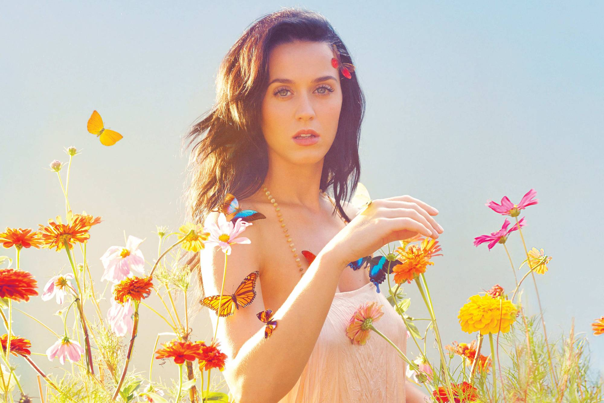 Wallpaper iphone katy perry - Katy Perry Moves In A New Direction With Prism New York Post
