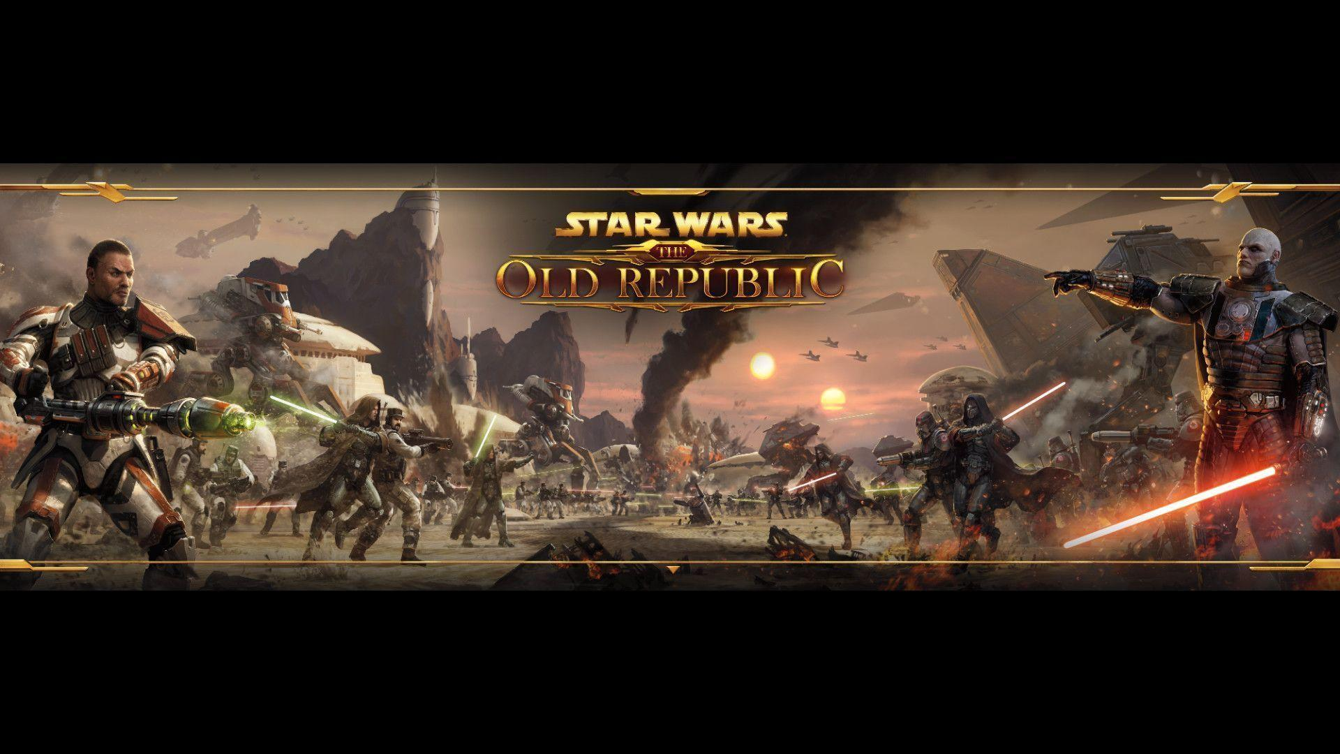 Swtor Wallpapers Hd Wallpaper Backgrounds