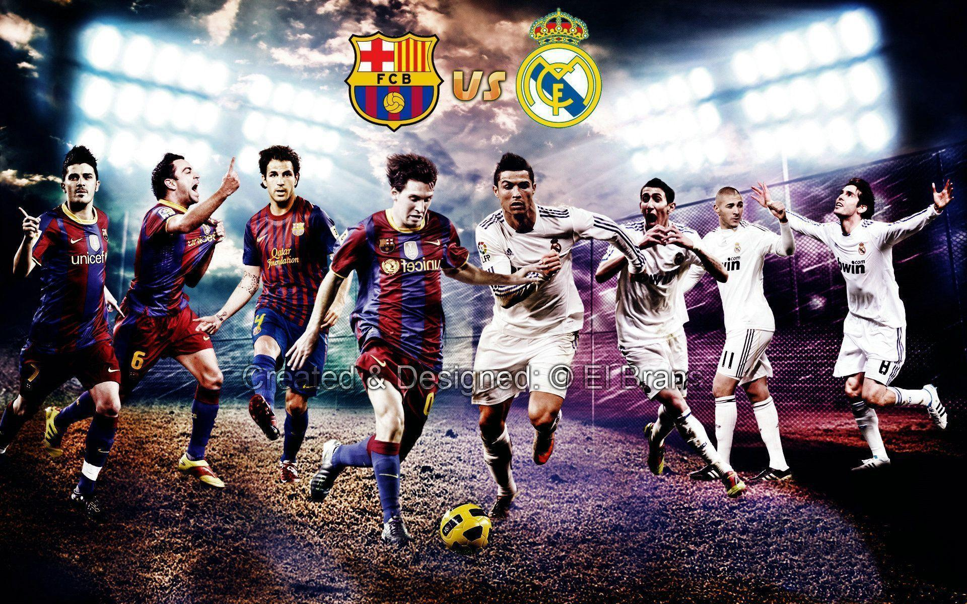 Real Vs Barca