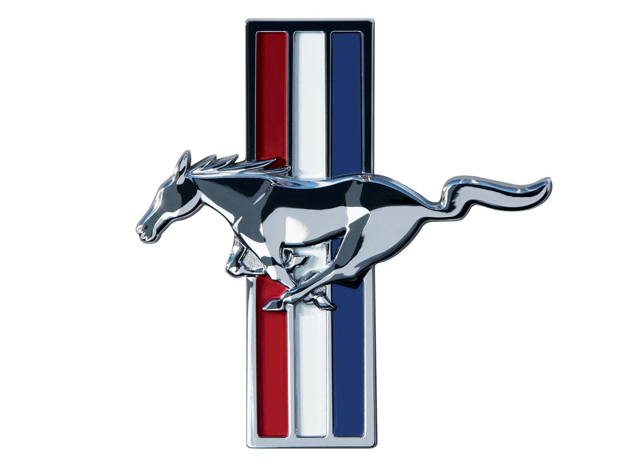 ford mustang logo background wallpaper basic background - Ford Mustang Logo Images