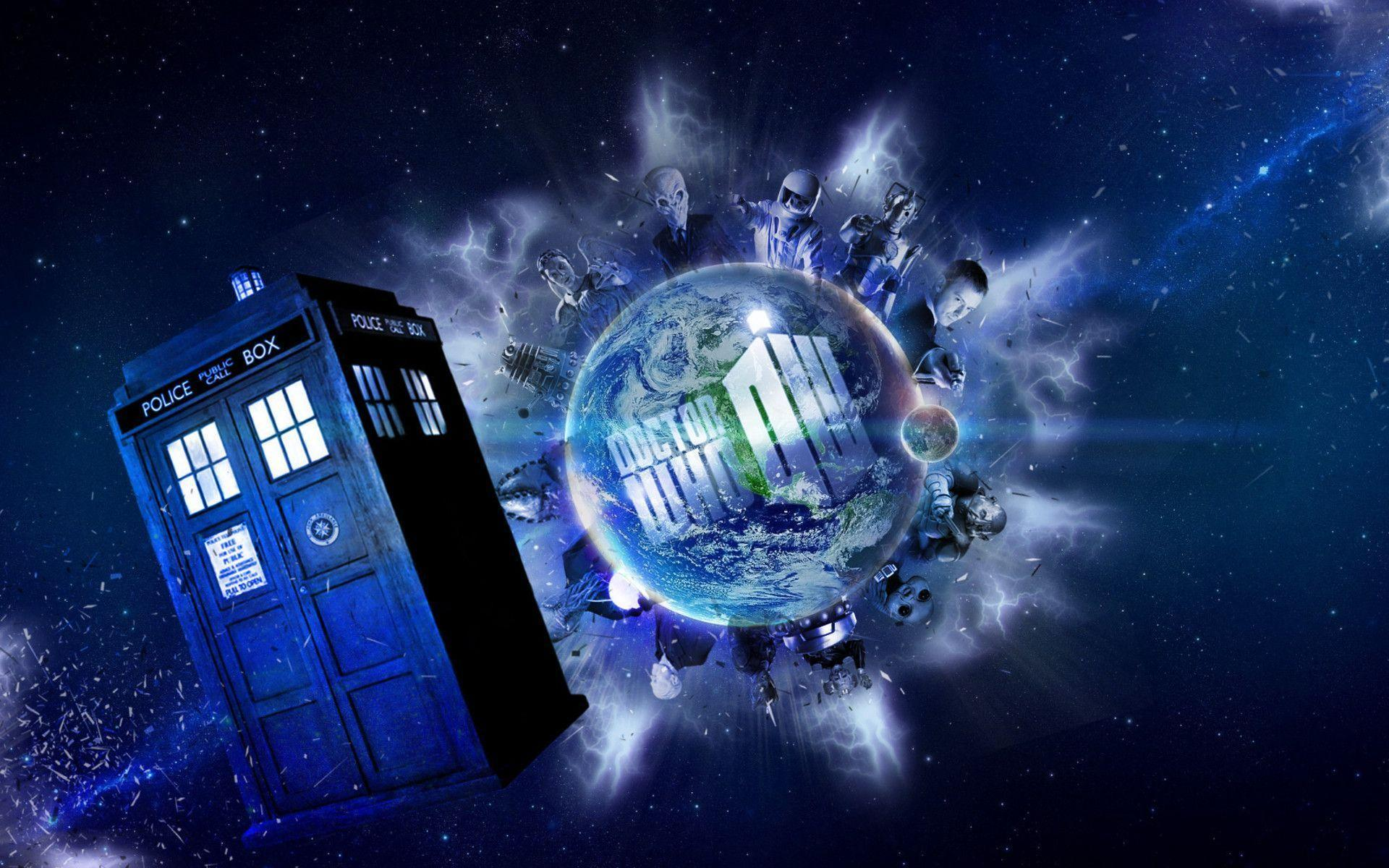 Dr Who Wallpapers Free - Wallpaper Cave