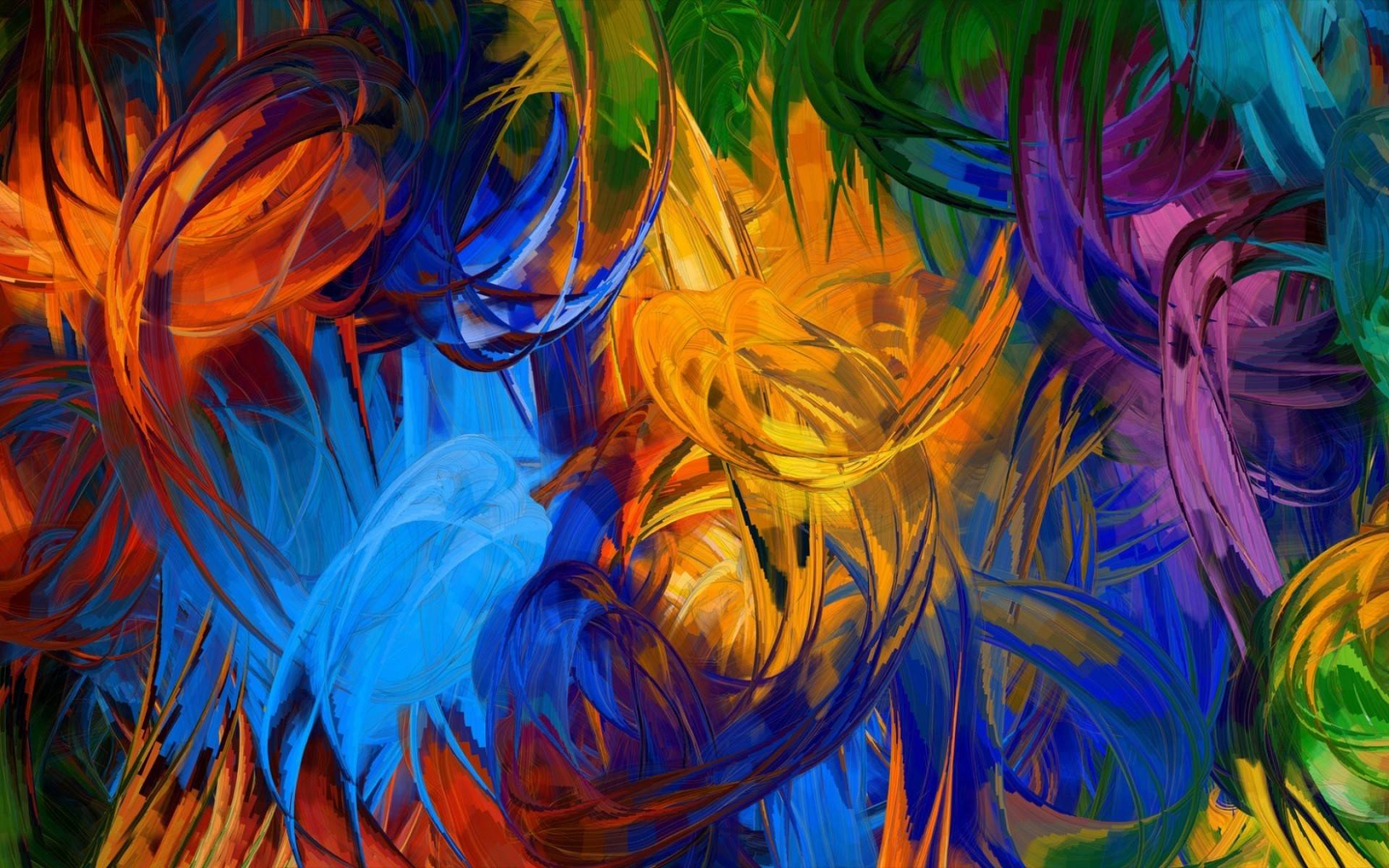 abstract painting background twenty - photo #2