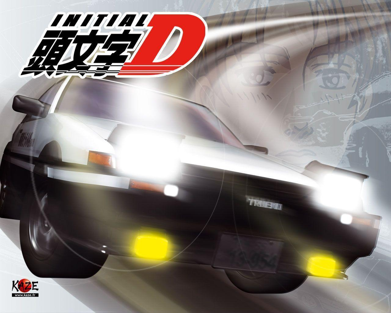 Initial D Trueno Wallpapers by raptorx85