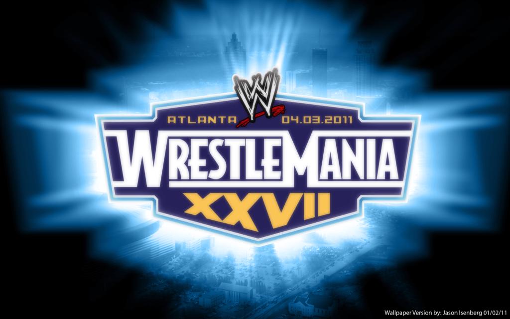 Kết quả hình ảnh cho WrestleMania 27