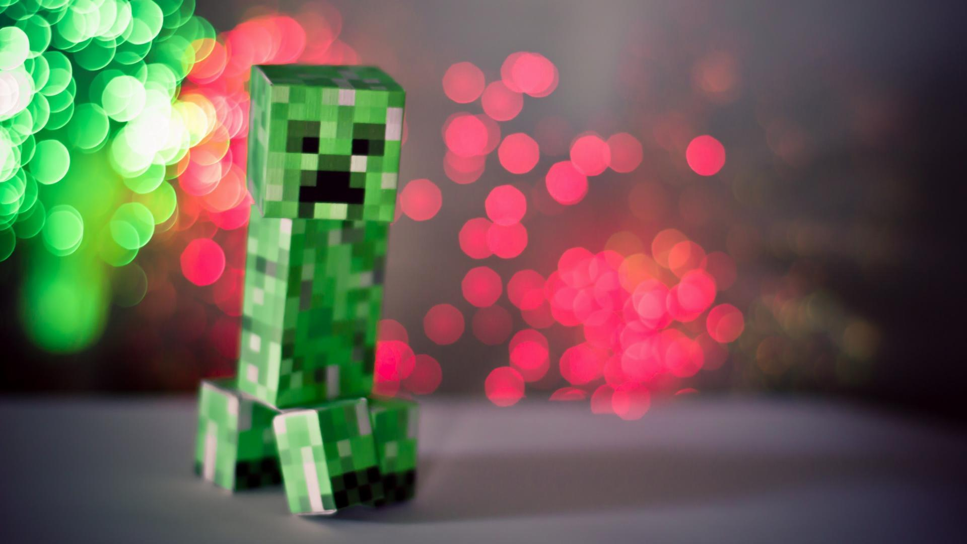 Minecraft Img For > Minecraft Wallpaper Hd Creeper