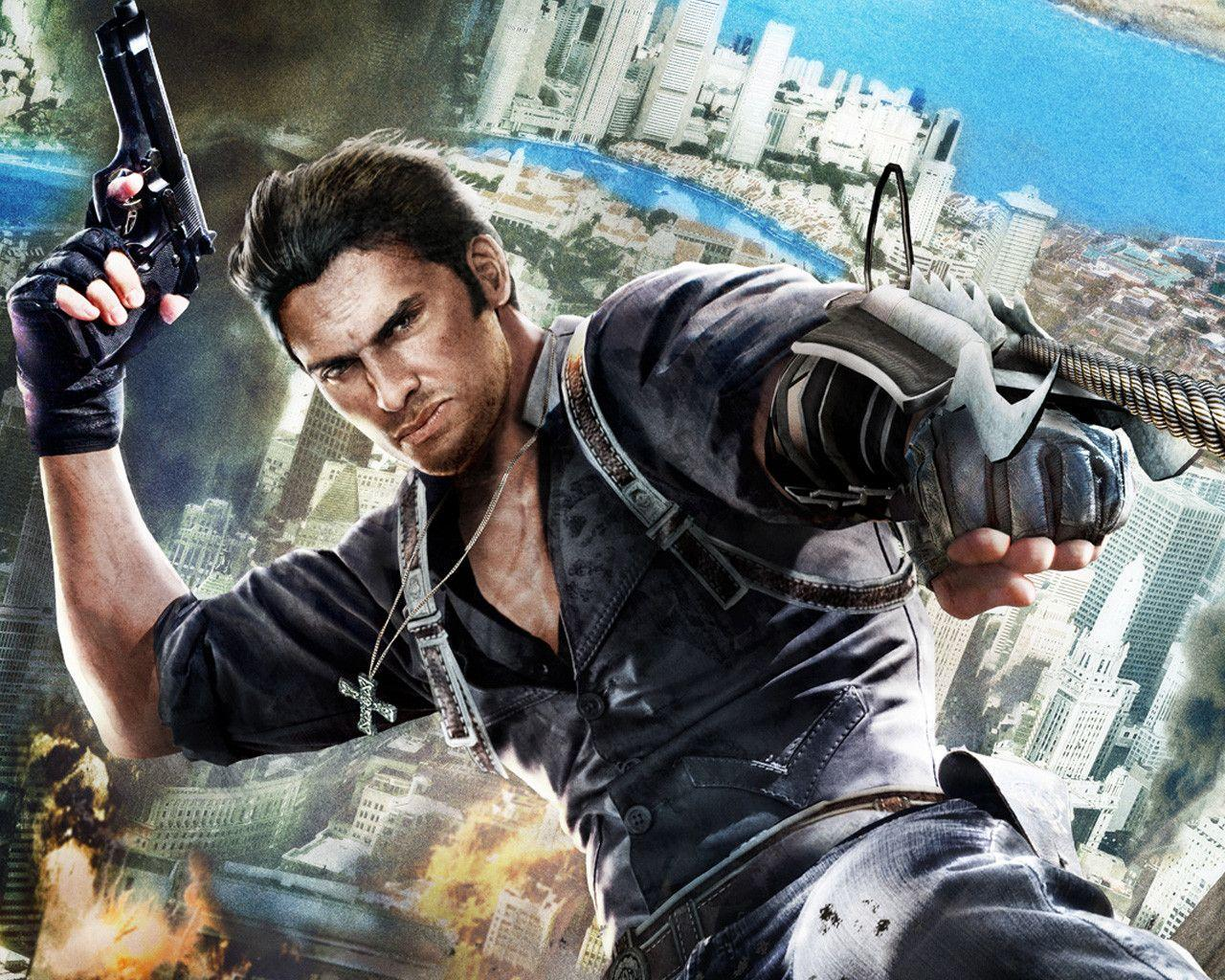 Pin 1440x900 Just Cause 2 Desktop PC And Mac Wallpapers