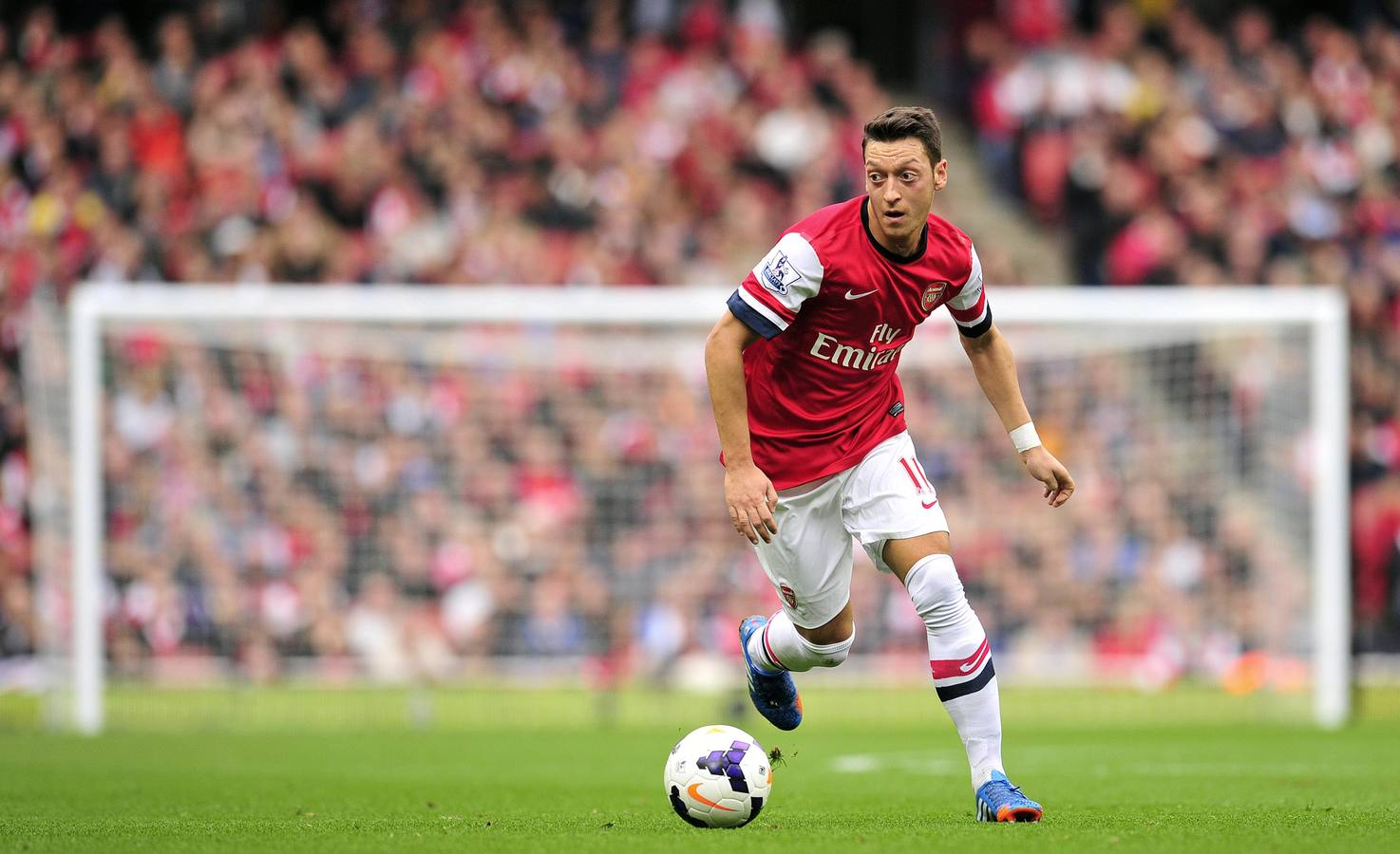 mesut ozil 2014 fc arsenal wallpapers